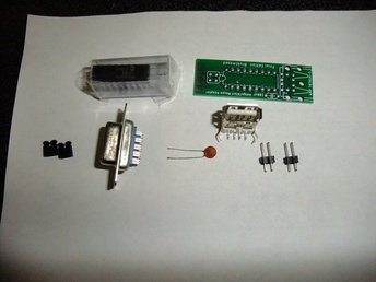 Amiga/Atari ST PS/2 Adapter KIT USB Version