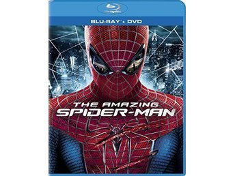 The Amazing Spider-Man Spiderman - 2-Disc - Bluray Blu-Ray