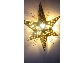 betlehem stjärna mässing