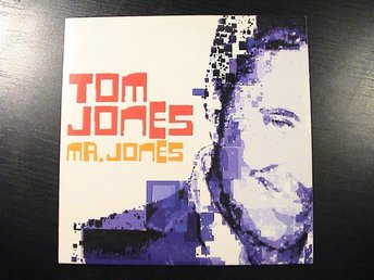 TOM JONES - MR JONES 12-trk Promo CD Album / Cardboard Sleeve