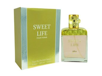 Saffron,  Sweet Life EdP 100 ml