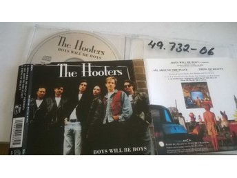 The Hooters - Boys Will Be Boys, CD, Maxi-Single