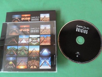 SAFRI DUO,  ORIGINS,   CD, CD-SKIVA