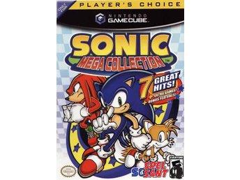 Sonic Mega Collection Players Choice (Amerikansk Version & Ny Inplastad) - Norrtälje - Sonic Mega Collection Players Choice (Amerikansk Version & Ny Inplastad) - Norrtälje