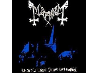 MAYHEM-De Mysteriis Dom Sathanas-Ny CD-Norwegian Black Metal - Västerås - MAYHEM-De Mysteriis Dom Sathanas-Ny CD-Norwegian Black Metal - Västerås