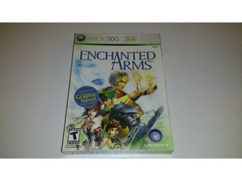 - Enchanted Arms #RPG REA# XBOX360 -