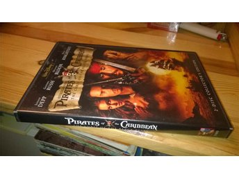 Pirates of the Caribbean The Curse of the Black Pearl DVD