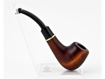 New Handmade Classic pear smoking pipe - 13,5cm | pipa