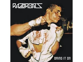 "RAZORBATS-Bring It On 7"" EP"