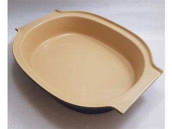 Ungsform gratängform i keramik Made in Portugal - I fint skick - Sundsvall - Ungsform gratängform i keramik Made in Portugal - I fint skick - Sundsvall