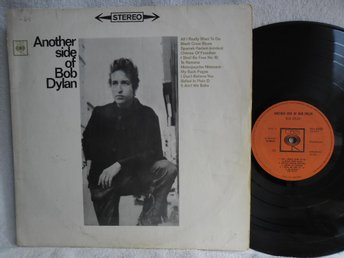 BOB DYLAN - ANOTHER SIDE OF BOB DYLAN - CBS SBPG 62429