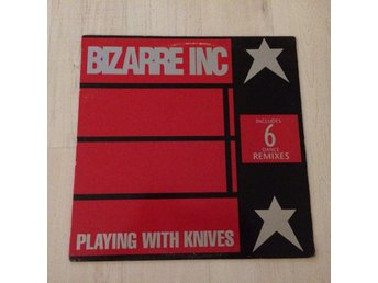 "BIZARRE INC - PLAYING WITH KNIVES. (12"")"
