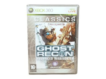 Tom Clancy's Ghost Recon Advanced Warfighter (NYTT / Classics)