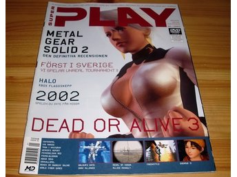Spelmagasin: Super Play nr 71