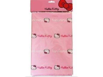 HELLO KITTY duk Den här Hello Kitty-plastduken (120 x 180 cm) ger din Hello Kitt - Sundbyberg - HELLO KITTY duk Den här Hello Kitty-plastduken (120 x 180 cm) ger din Hello Kitt - Sundbyberg
