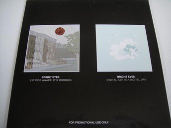 BRIGHT EYES We are nowhere and it's now PROMO CD SAMPLER TOPPSKICK!!! OBERST