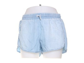 H&M Consious Collection Exclusive, Jeansshorts, Strl: 40, Ljusblå