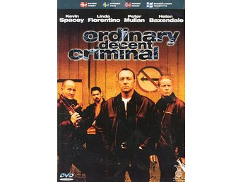 Ordinary Decent Criminal DVD 2000 UTGÅNGEN