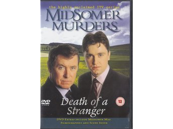Midsomer Murders Death of a Stranger 1999 DVD