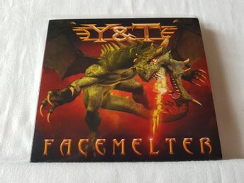 Y & T - Facemelter - 2010 - Digipak -
