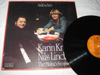 KARIN KROG & NILS LINDBERG   THE MALMÖ SESSIONS