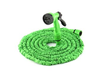 MAGIC HOSE DEN EXPANDERADE VATTENSLANGEN 15M!