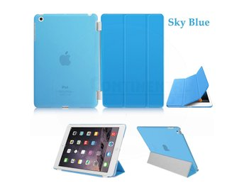 New Smart Magnetic Leather Stand Case Cover for iPad 9.7""