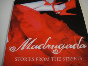 MADRUGADA Stories from the streets PROMO CD SINGEL TOPPSKICK!!!