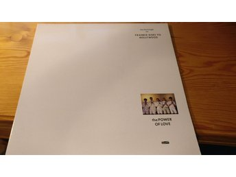 "Frankie goes to Hollywood - The power of love 12"" inkl 5 bilder"