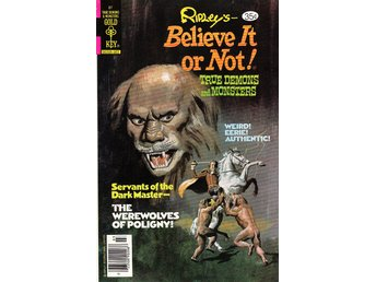Ripleys Believe It or Not nr 87 (1979) / VF/NM / toppskick