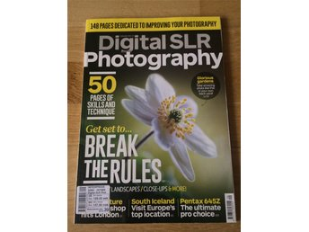 Digital SLR photography NR Sep 2016