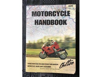 Motorcycle Handbook (Chilton)