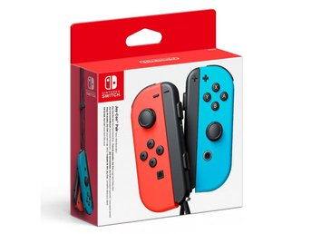 Nintendo Switch - Joy-Con Pair Red & Blue (Switch)