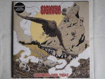 Sigiriya – Darkness Died Today – LP (SEALED)
