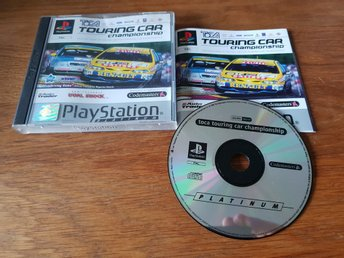 TOCA TOURING CAR CHAMPIONSHIP PS1 BEG