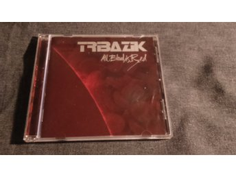 Tribazik  All Blood Is Red  Jaz Coleman/KJ related CD