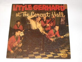 LITTLE GERHARD - AT THECONCERT HALL  EP