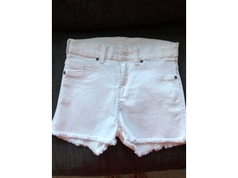 Vita Dr Denim shorts strl S - Nya