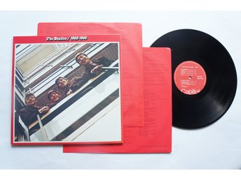 ** The Beatles ‎– 1962-1966 2 lp **