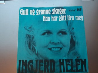 INGJERD  HELEN, SINGLE 1970