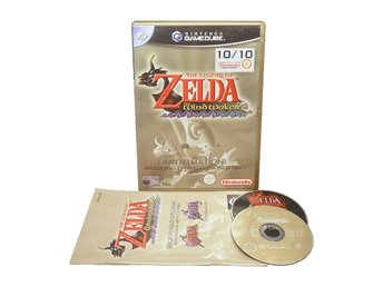 The Legend of Zelda: The Wind Waker - Limited Edition (Svenska versionen SWE
