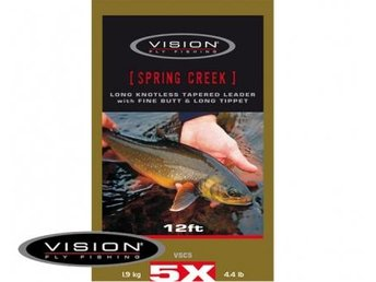 Vision Spring Creek 0,23 mm (4,5 kg-10lb)