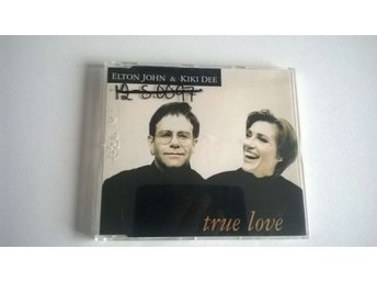 Elton John & Kiki Dee - True Love, CD