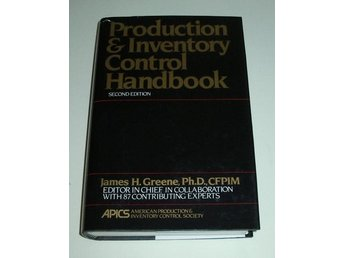 Production & inventory control handbook.