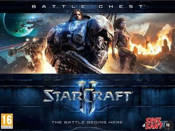 Starcraft II (2) Battle Chest