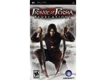 PSP - Prince of Persia: Revelations