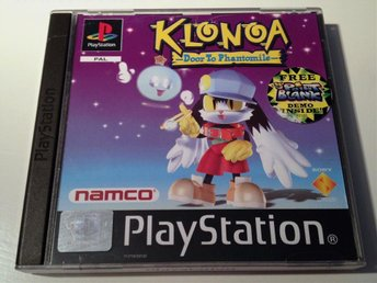 Klonoa: Door to Phantomile - Sony PlayStation 1 PSOne - PAL