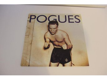 The Pogues ‎– Peace And Love
