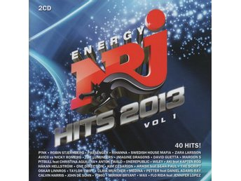 NRJ Hits 2013 Volume 1 - 2CD