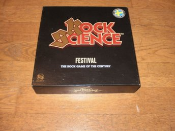 ROCK SCIENCE FESTIVAL THE ROCK GAMES OF THE CENTURY NYSKICK
